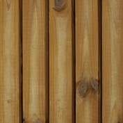 Termo dailylentės Thermal wood cladding